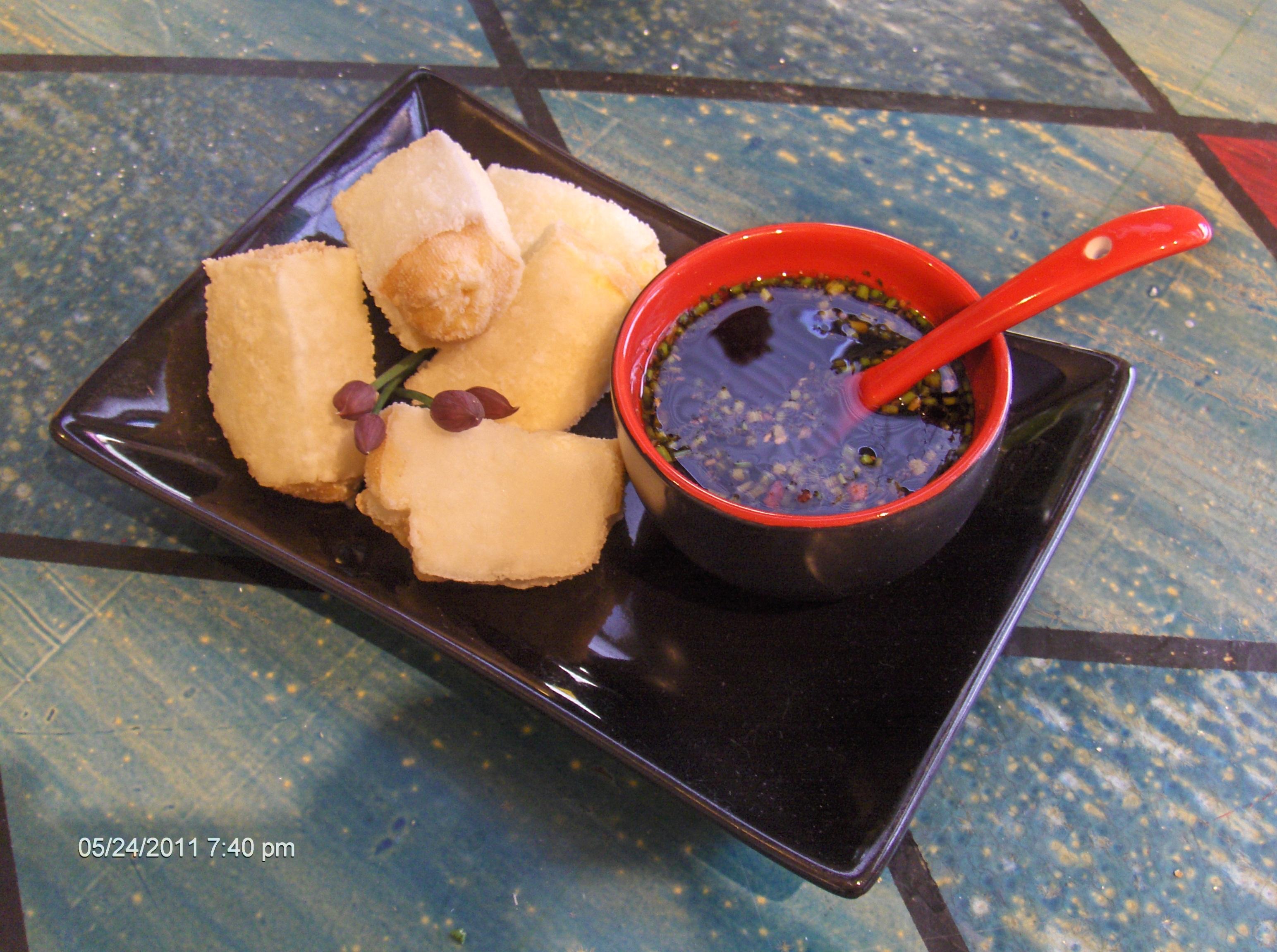 Picture of Agedashi Tofu
