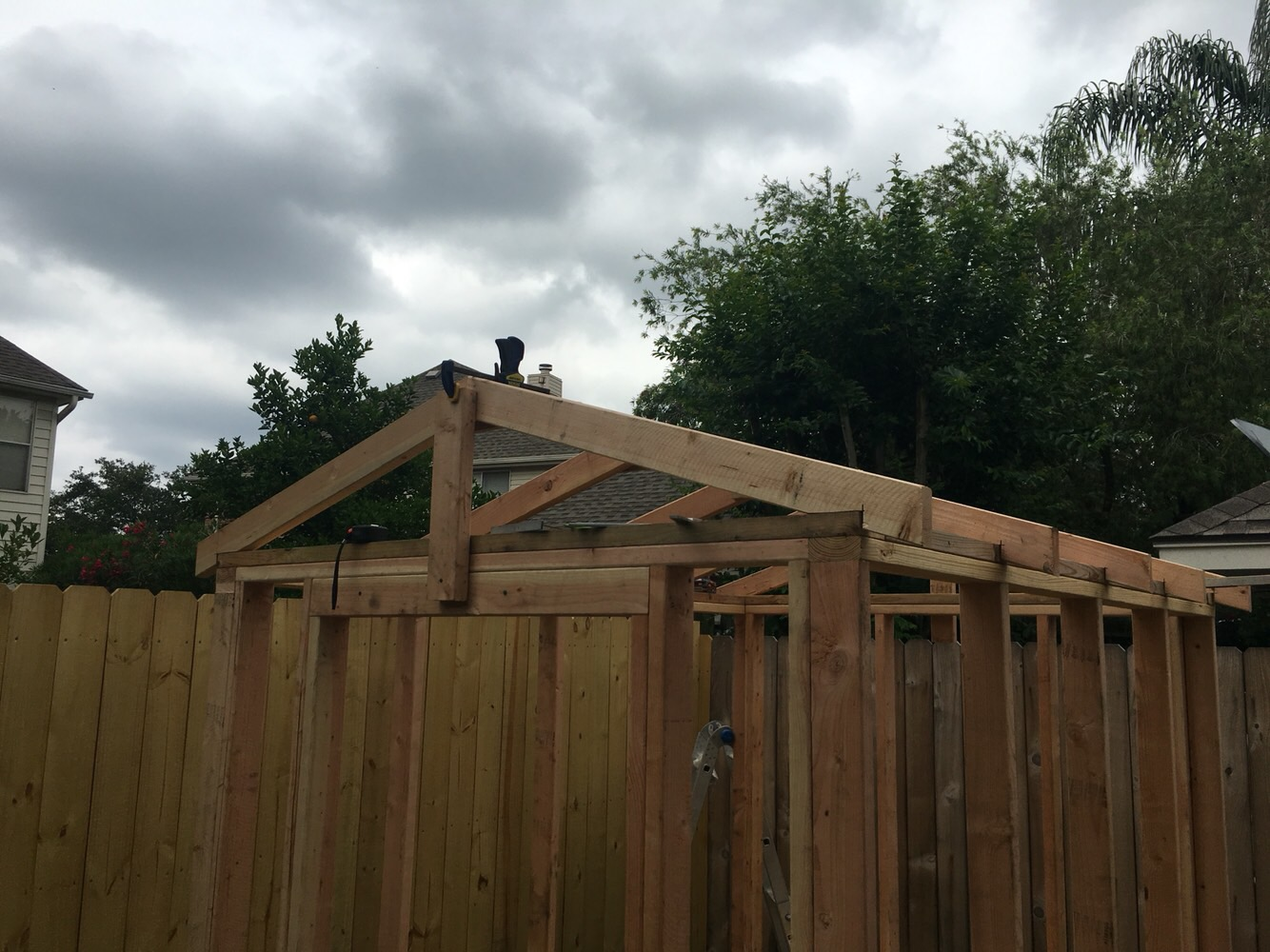 Picture of Roof Support