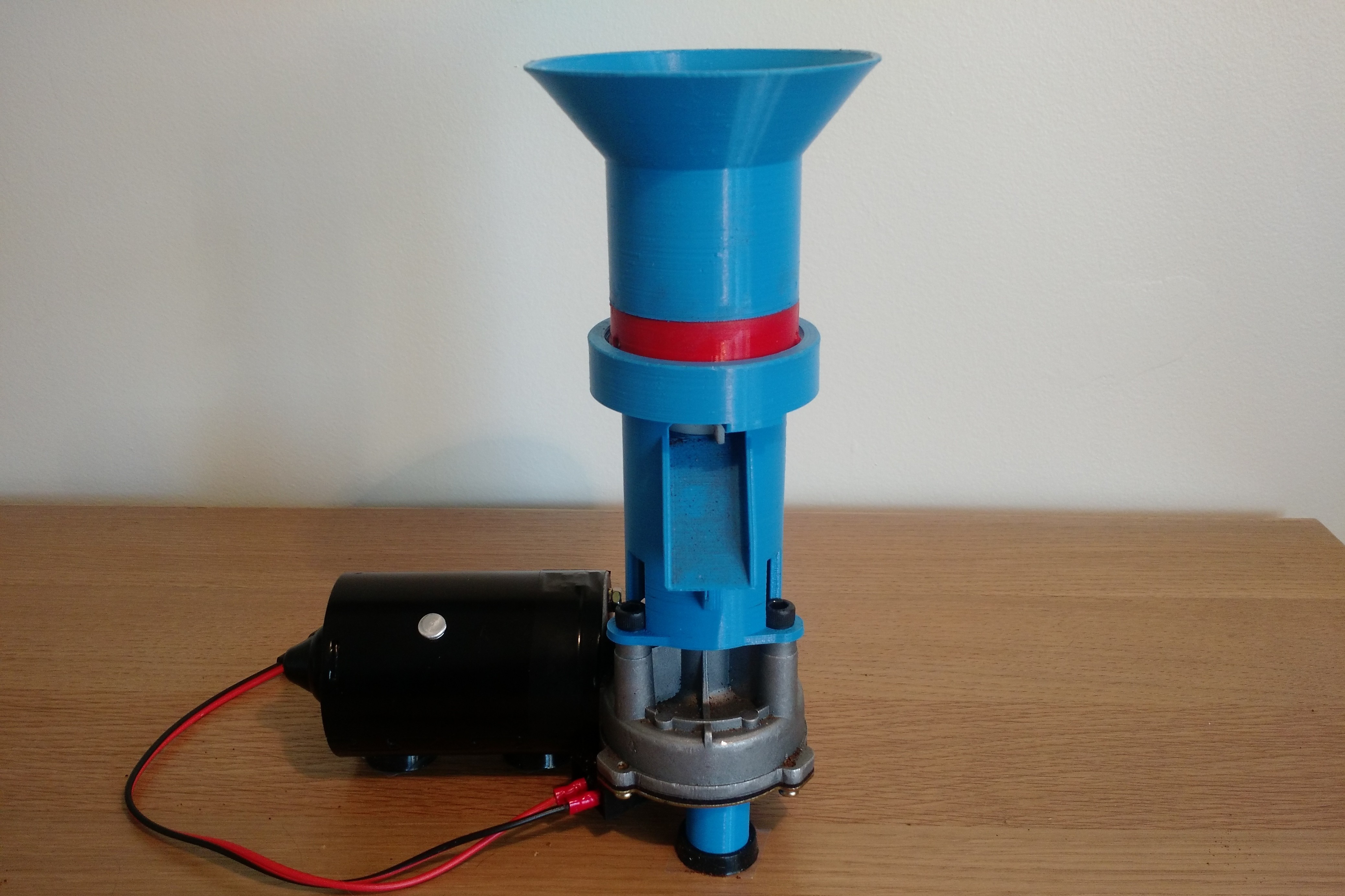 Picture of 3D Printed Coffee Grinder