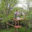 Not a Tree House, Not a Climbing Frame