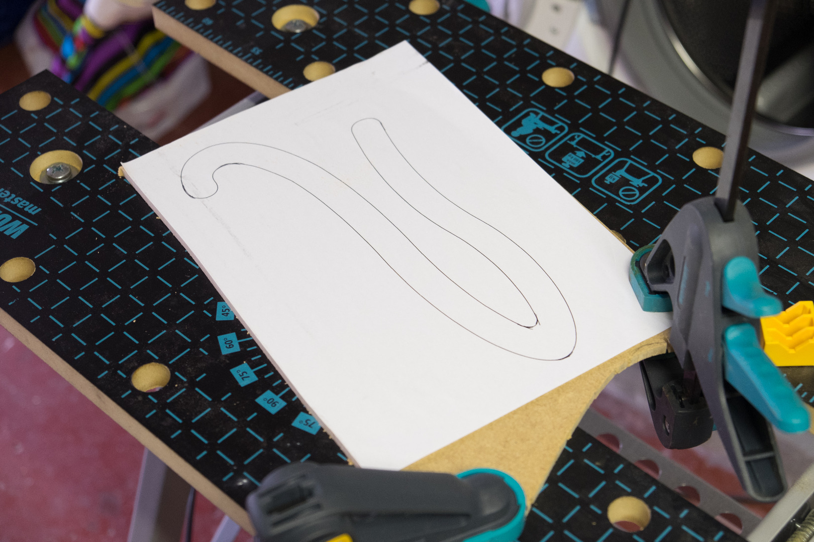Picture of Cutting Shape
