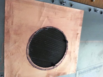 Install the Grille