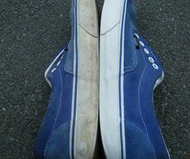 Restoring Old Sneakers