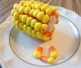 Candy Corn on the COB!