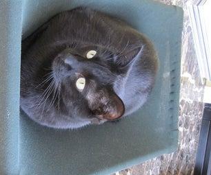 PVC Kitty Condo
