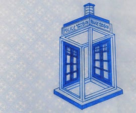 Draw an Impossible Tardis