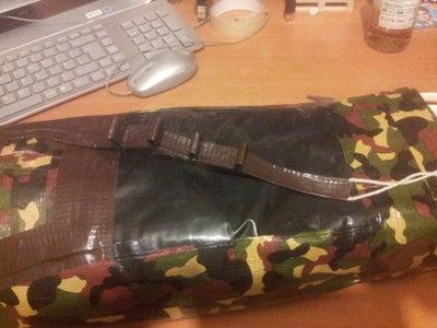 Crossbow Carrying Bag Pocket