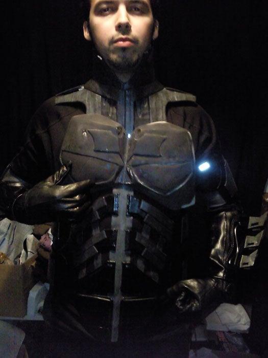 Batman Suit ( the Dark Knight Version)