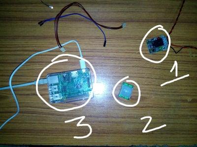 Parts for Motion Sensor Lights