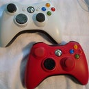 Change the look and feel of the Xbox 360 controllers