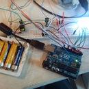 ElectroFried electronic shock game