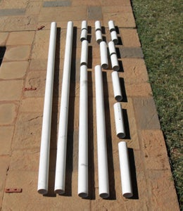 Time to Cut the PVC Pipes and Gutters: