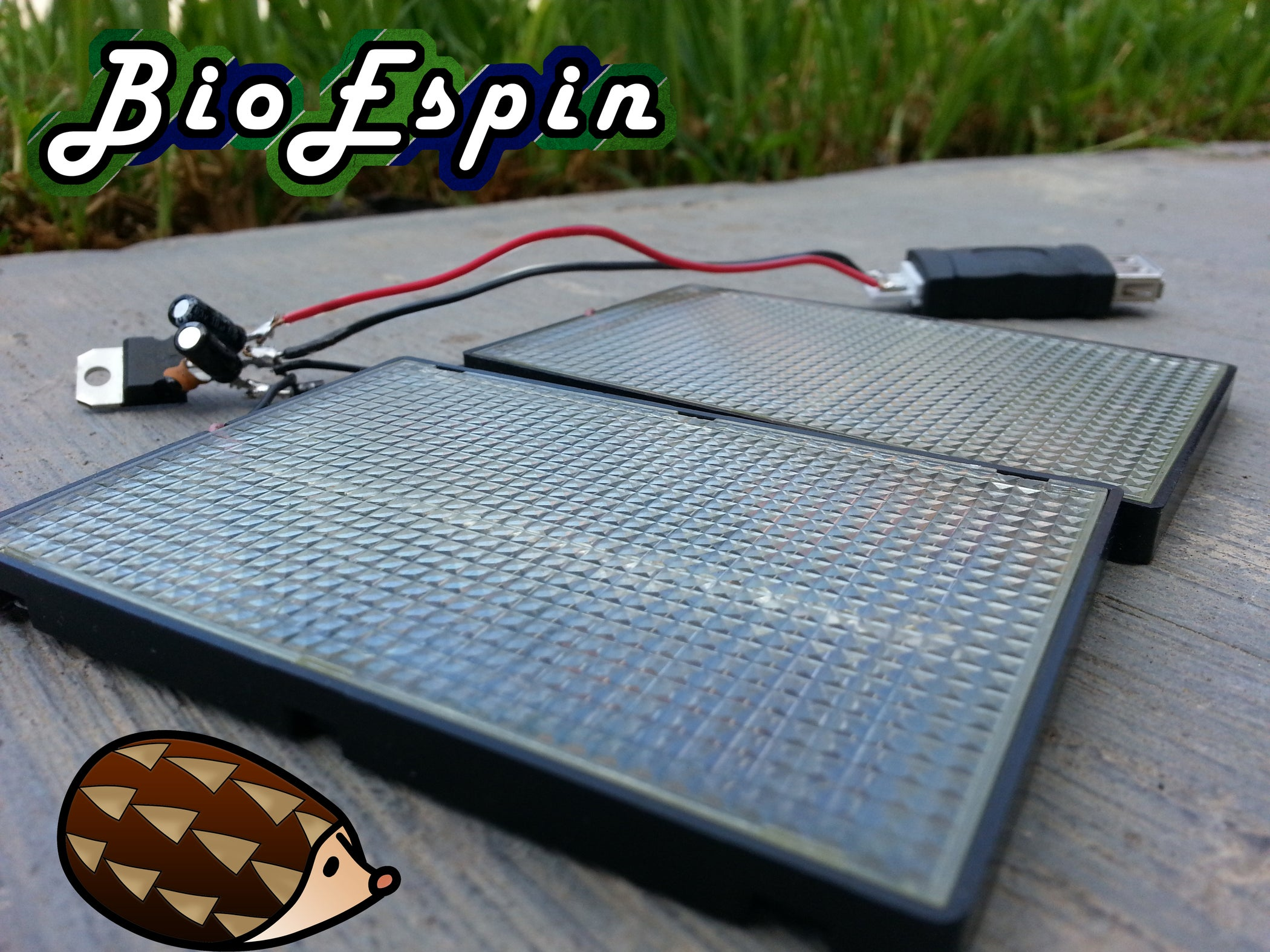 20 Minutes Usb Solar Charger 3 Steps Circuit As Well 7805 Voltage Regulator Together With