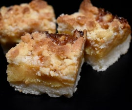 Great Gran's Tan Slice - a Delicable Sweet Treat!