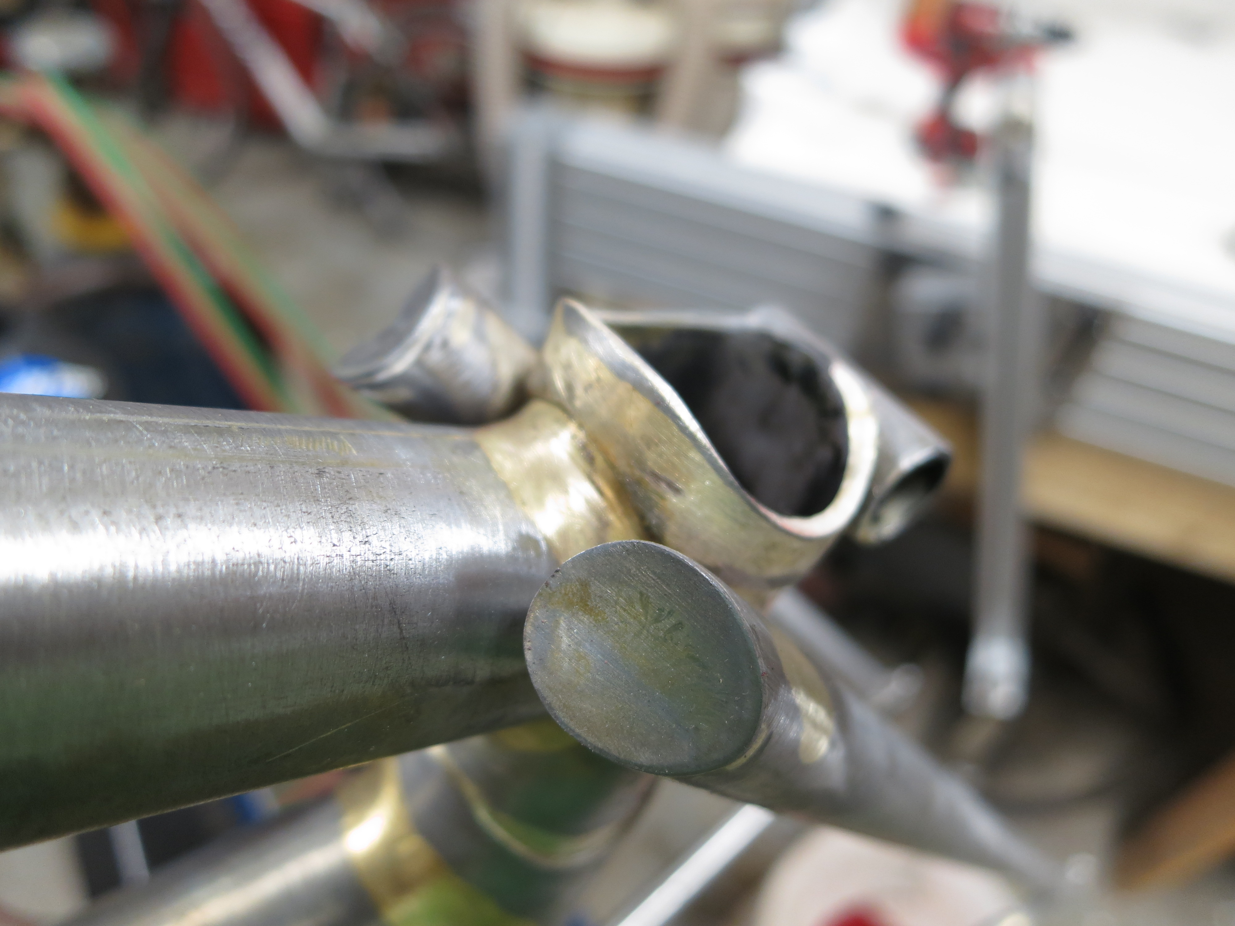Picture of Attach the Seat Stays