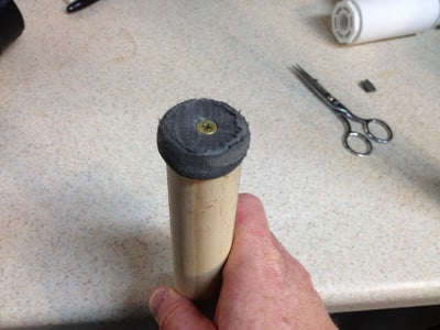 Making the Plunger