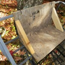 Reclined Tree Stand Seat