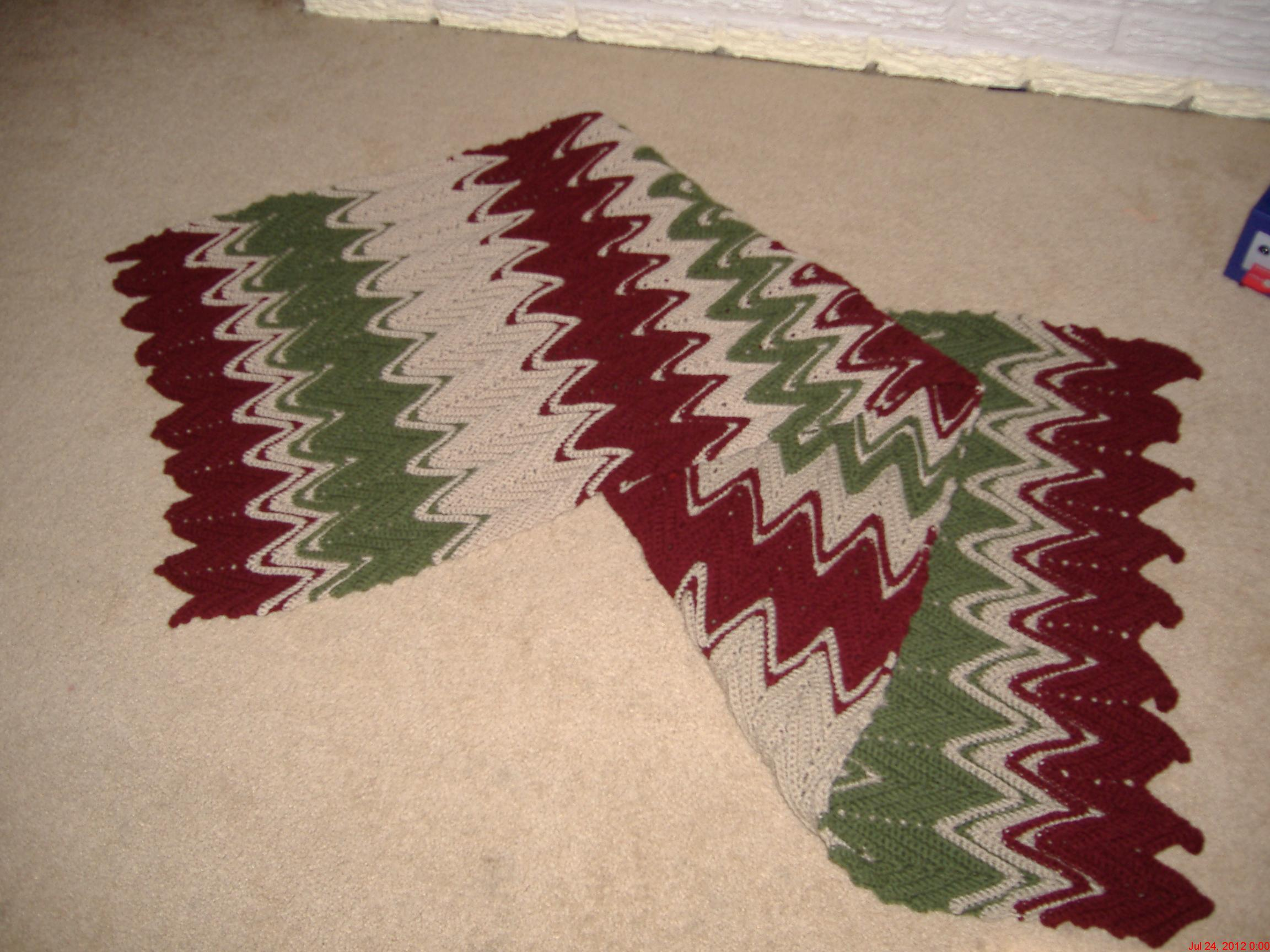 Picture of Heather's Personal Crocheted Projects