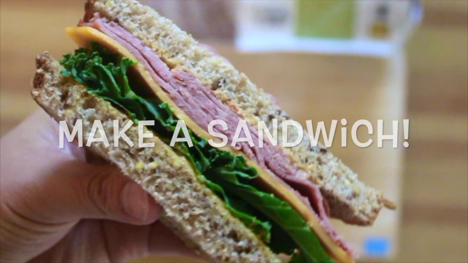 Picture of Make a Sandwich!