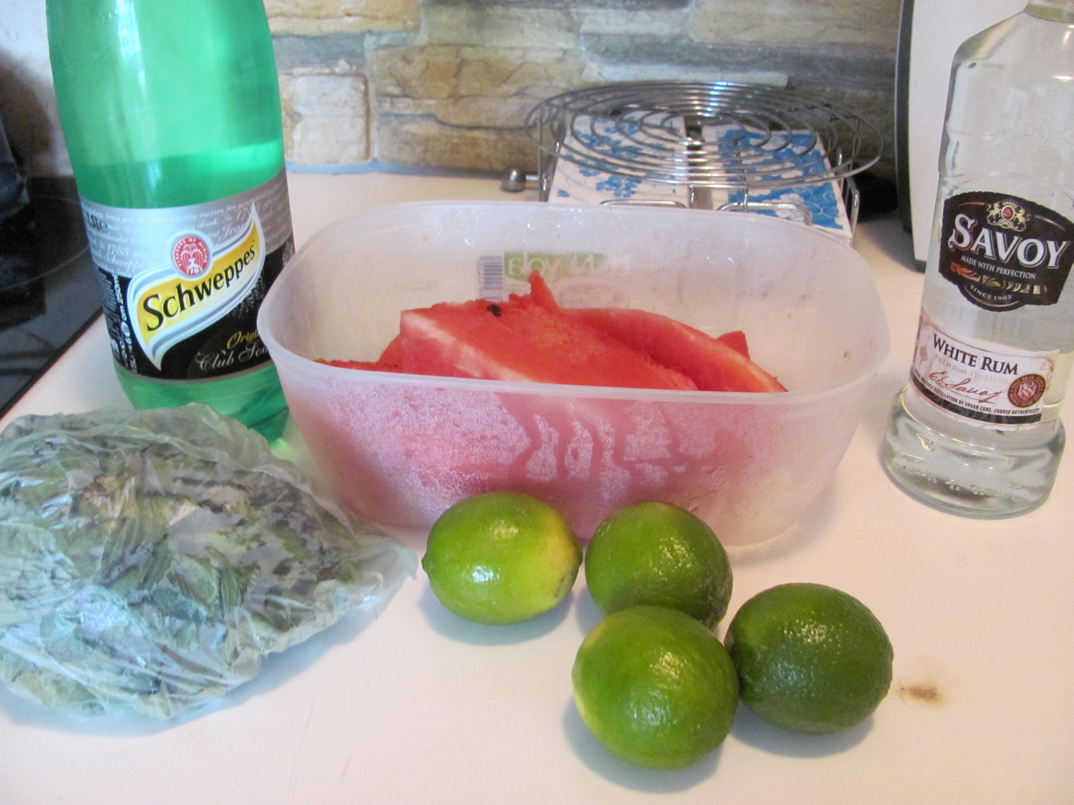 Picture of Watermelon Mojito