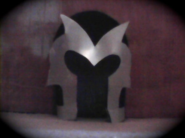 How to Make a Magneto Helmet