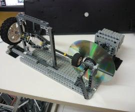 Lego CVT-IVT