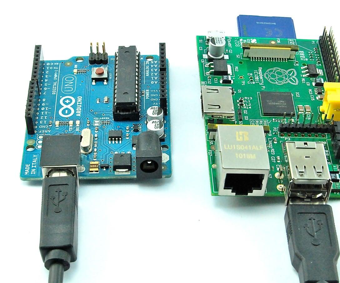 Using A Keyboard To Control Raspberry Pi Gpio Talk With An Spi Wiringpi Arduino Uno The Uart Port 4 Steps
