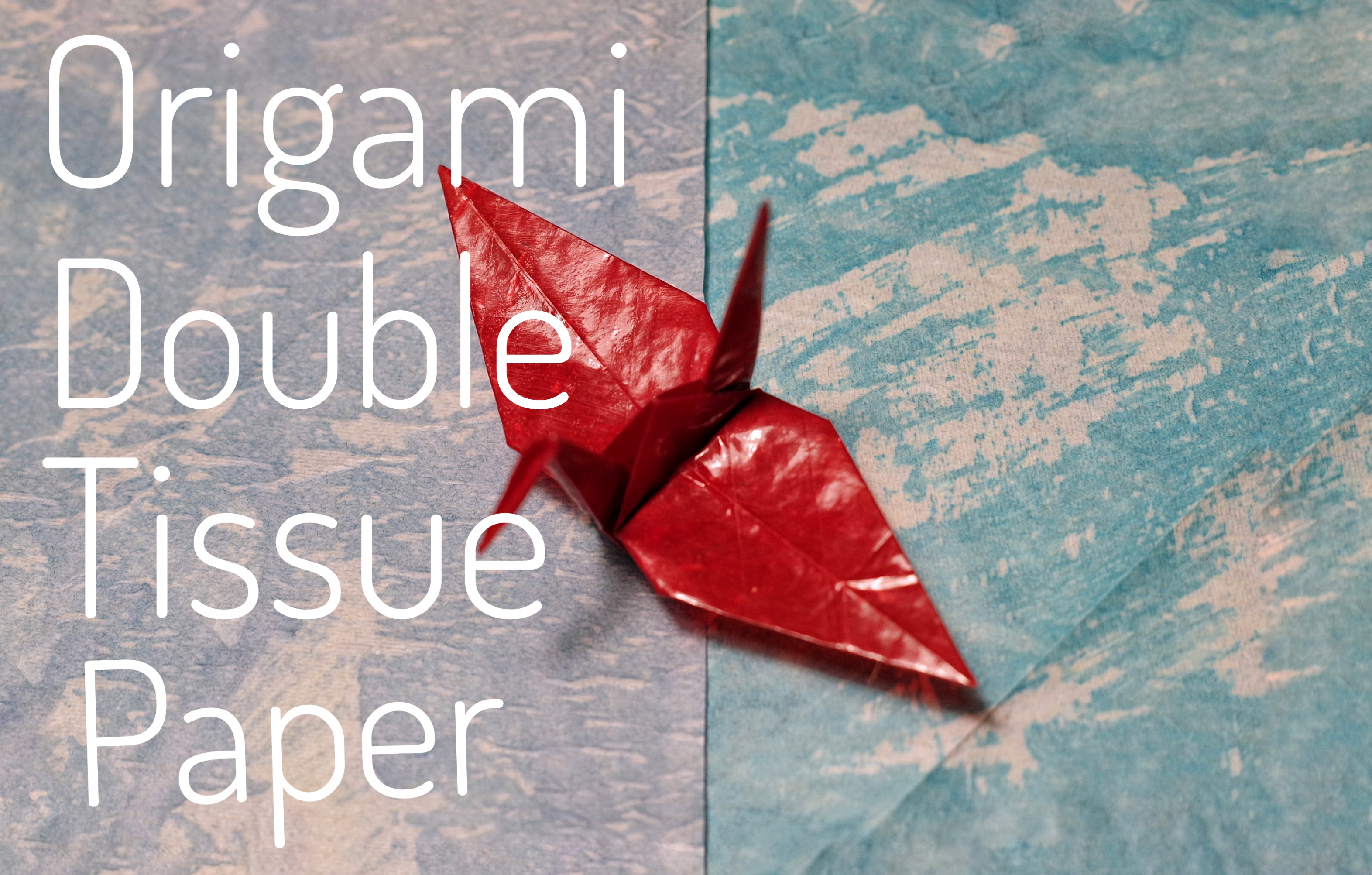 Picture of Origami Double Tissue Paper