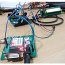 Weather bot & Weather station using GSM shield