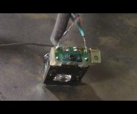 Make a Headphone Speaker From a CD Laser Lens