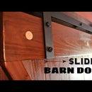 DIY Sliding Barn Door
