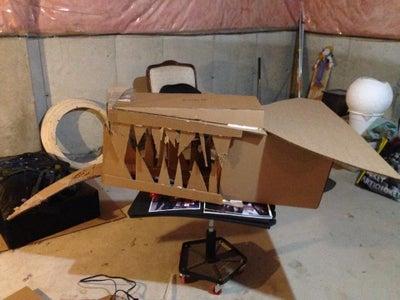 Cardboard Formation