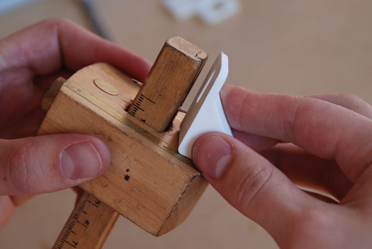 Picture of Working With Plastic Brackets
