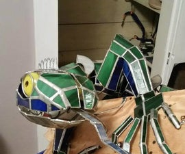 How to Make 3D Stained Glass Sculptures