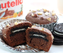 How to Make Oreo Nutella Brownie Bites