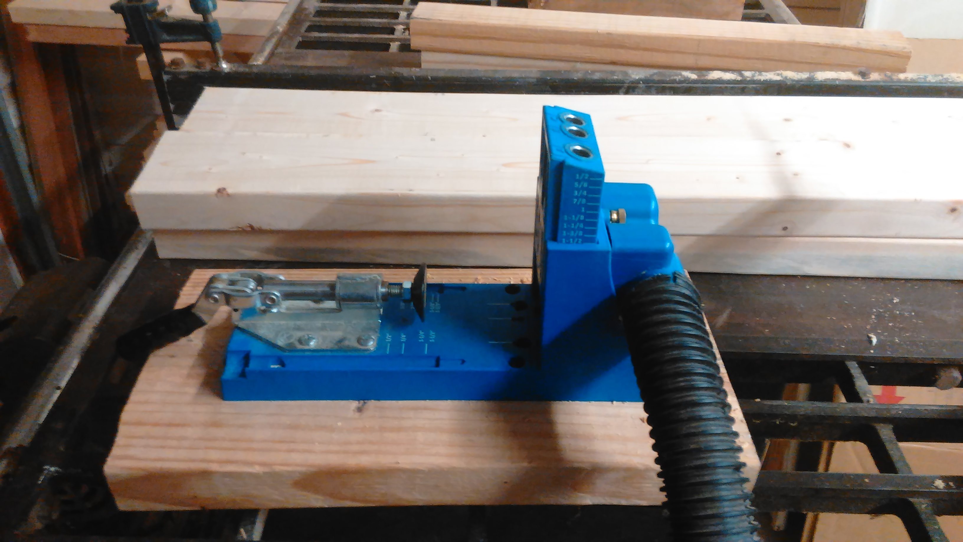 Picture of Table Frame Assembly