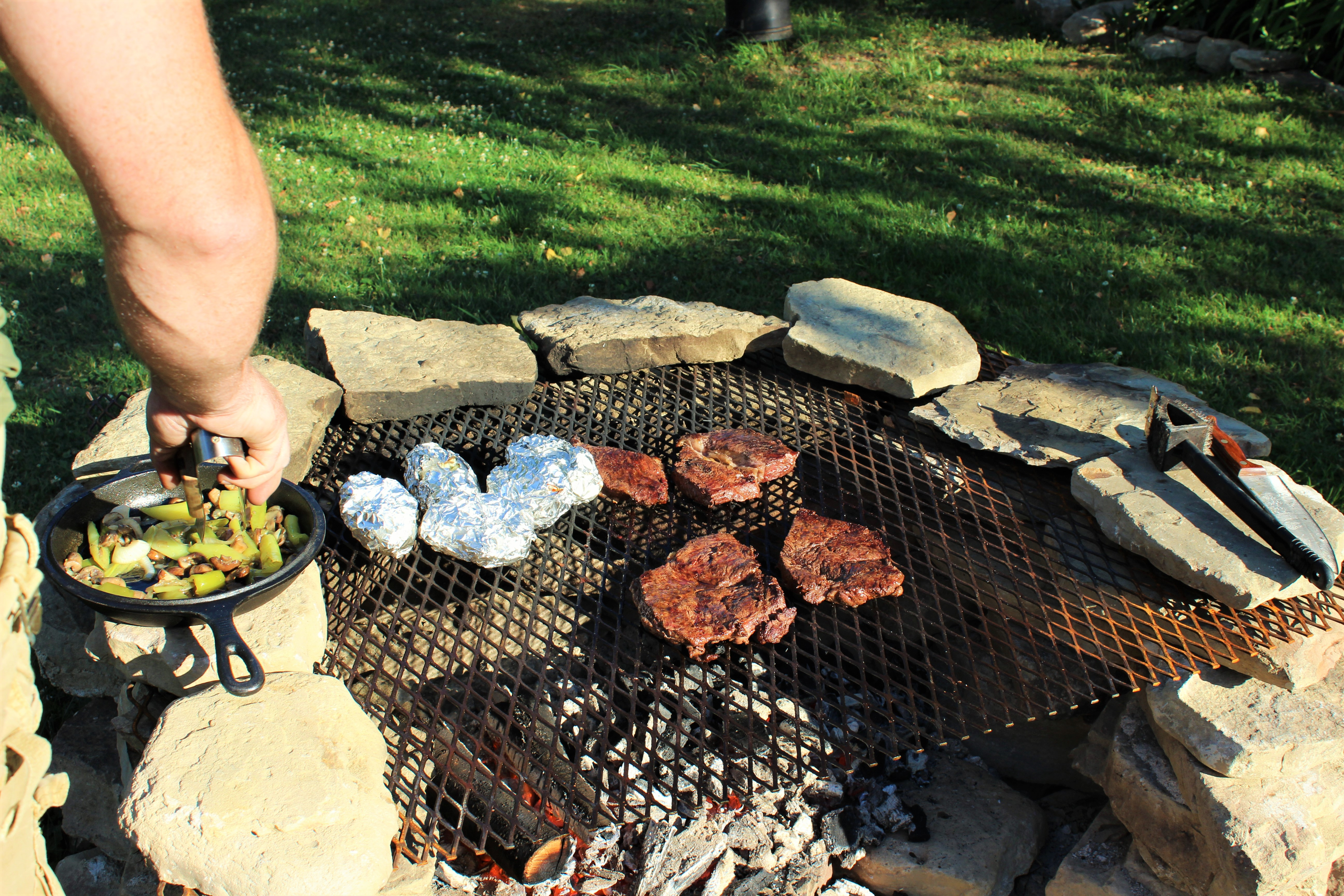 Picture of Grilling All Summer Long