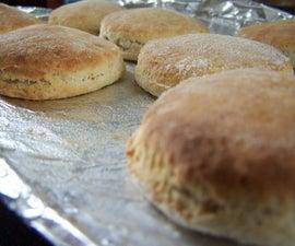 Quick scones recipe