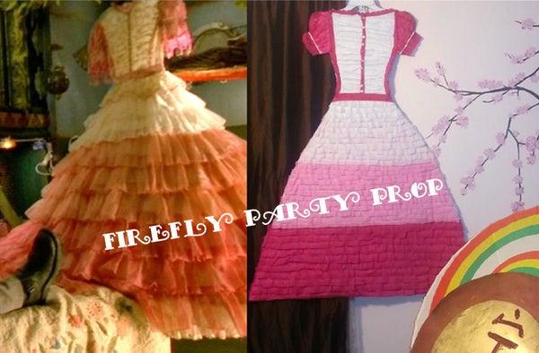 Kaylee Frye Shindig Dress - Prop