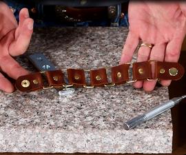 Men's Leather Bracelet