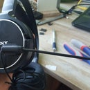 DIY ModMic (Headset Microphone)