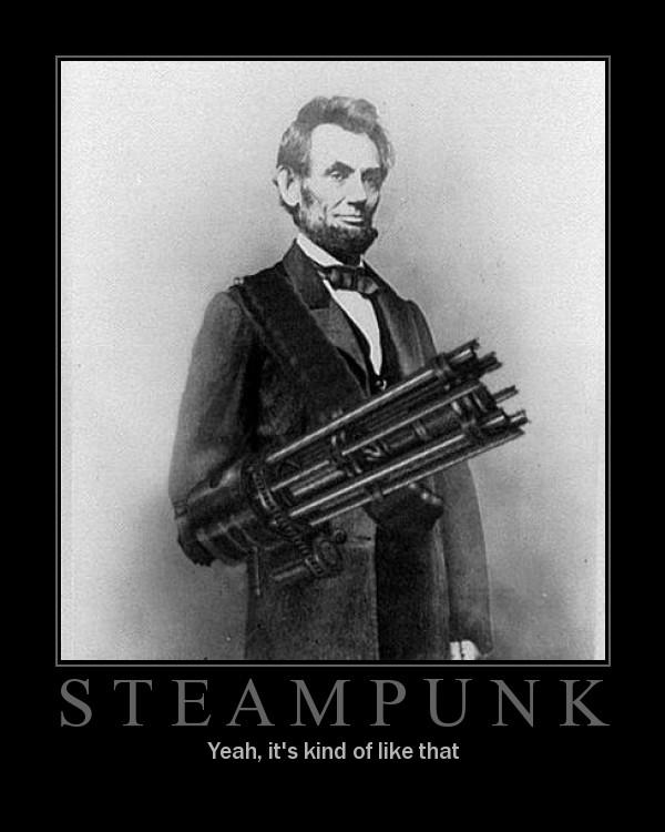 Picture of Guide to Steampunk