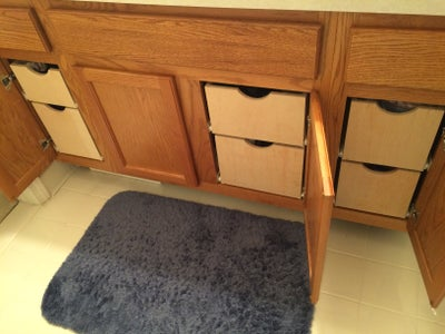 Cabinet Drawers