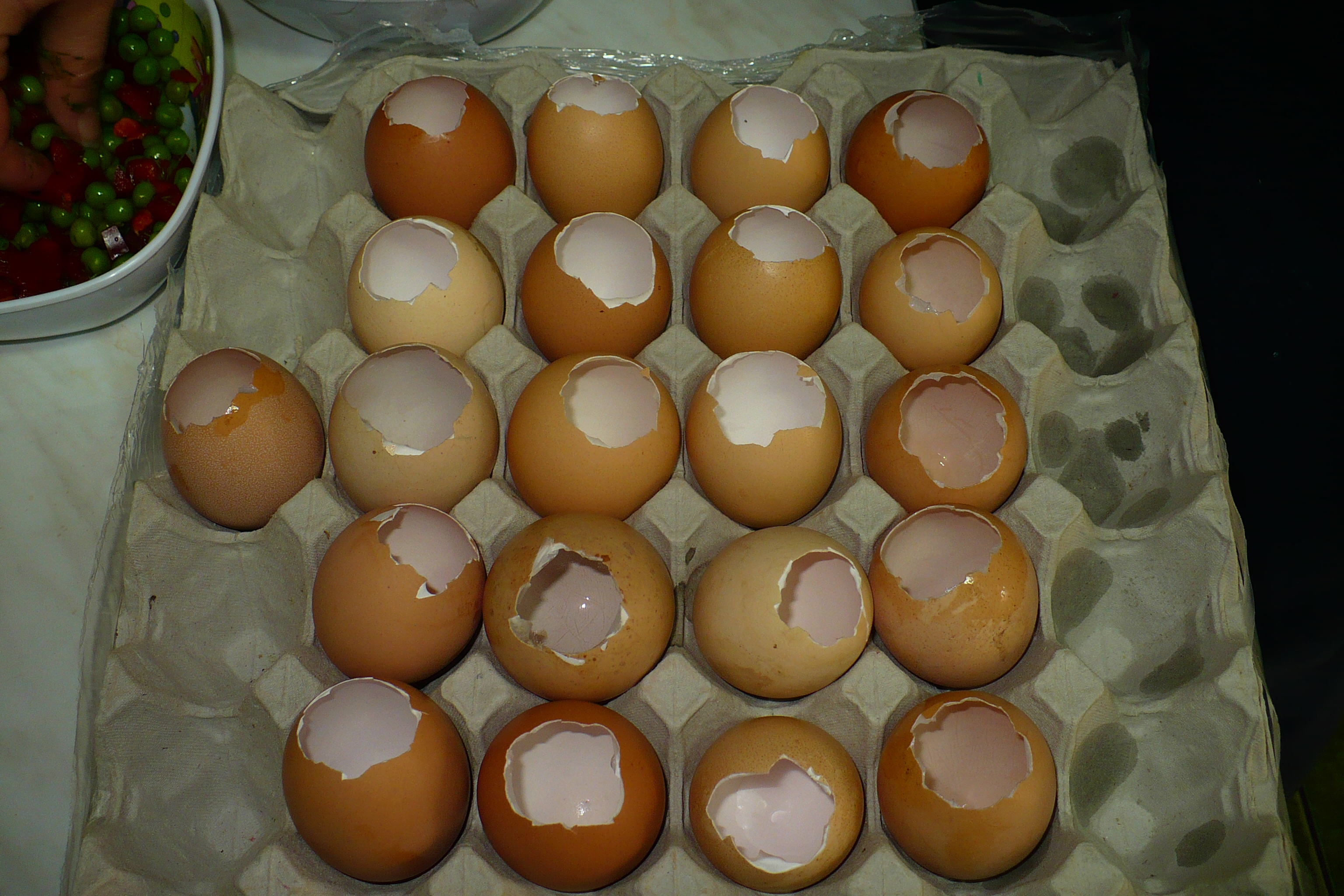 Picture of Empty the Eggs