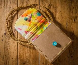 Cardboard Shoulder Bag