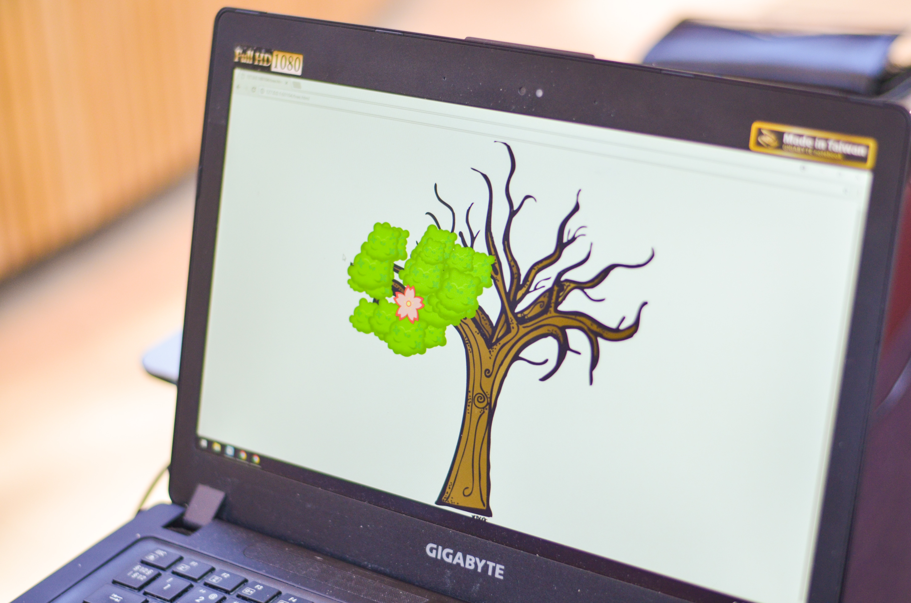 Picture of Create the Web App