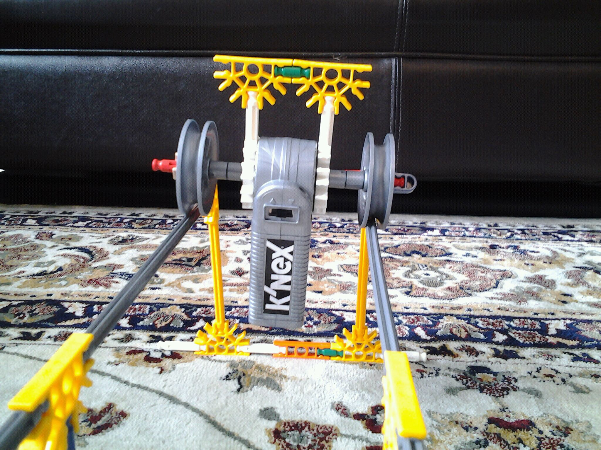 Picture of Knex Train