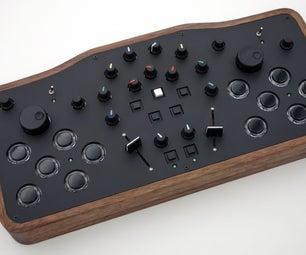 Teensy Monster V1.0 // DIY MIDI Controller