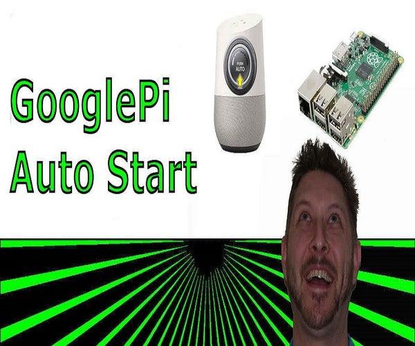 Google Assistant AutoStart