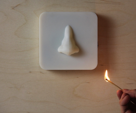 Machine Senses: Nose Smoke Detector